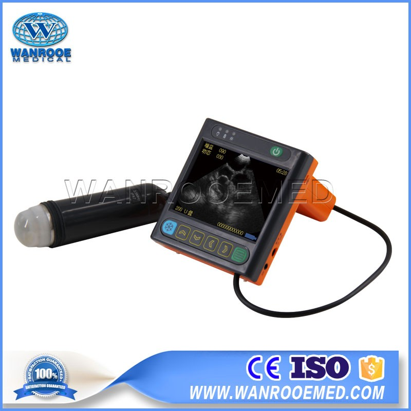 USMSU3 Full Digital Animal Diagnostic Ultrasound Mini Portable Handheld Vet Ultrasound Machine