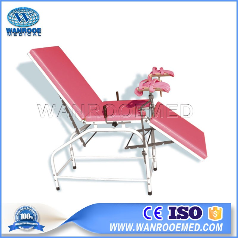 A-2005B/2005BA Hospital Gynecology Bed Gynecology Examination Chair Gynecology Obstetric Chair