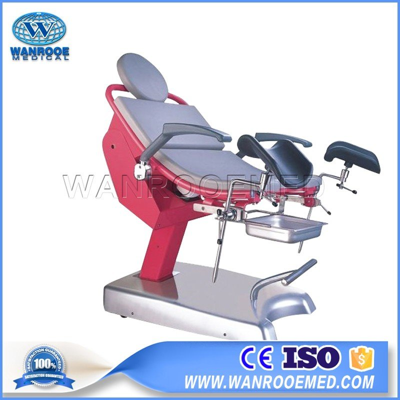 A-S105A Medical Adjustable Gynecology Examination Chair Examination Table Obstetric Bed