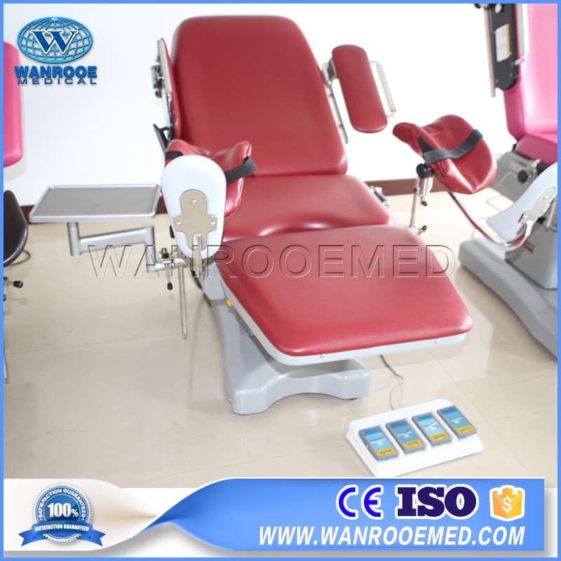 A-S102C Electric Obstetric Examination Table Obstetrics Chair Gynecological Examination Chair