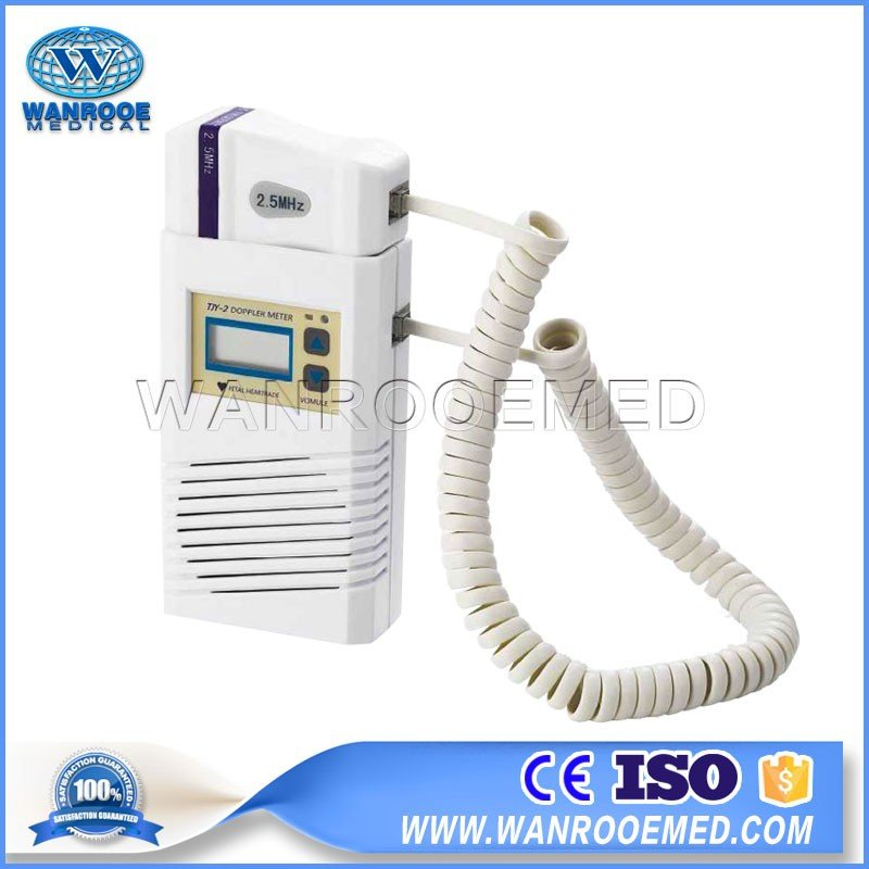 HBTJY Series Ultrasonic Doppler Machine Fetal Heartbeat Detector
