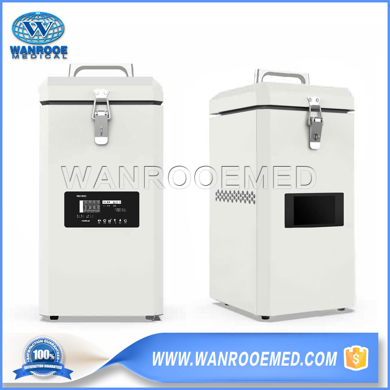 DW-HL1.8TL -86℃ Vehicle-mounted Portable Ultra-low Freezer make it easier to store coVID-19 vaccines