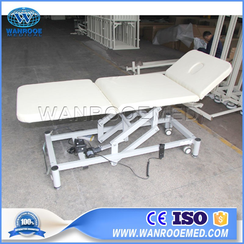 BEC14 Medical Two Section Clinic Examination Couch