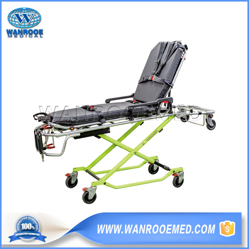 What About The Ambulance Stretcher Support?