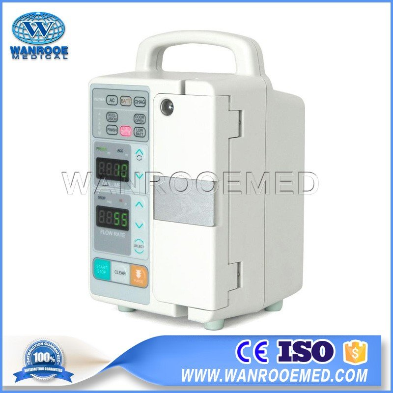 WRIP-XD Hospital Medical Equipment Clinic IV Infusion Pump