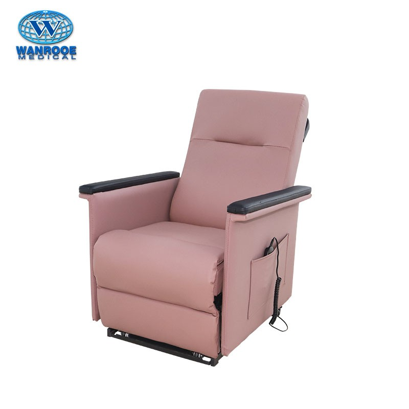 BHC302 Medical Patient Bed Chair Electric Residential Recliner Chair