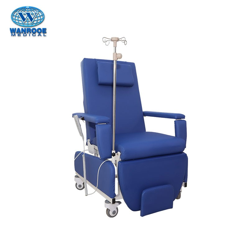BXD100B Hospital Hemodialysis Chair Blood Collection Chair