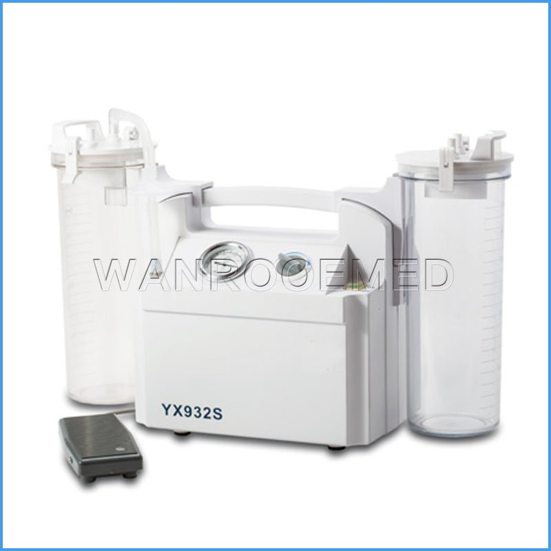 YX932S Hospital Electric Surgical Absorb Phlegm Suction Machine Suction Apparatus