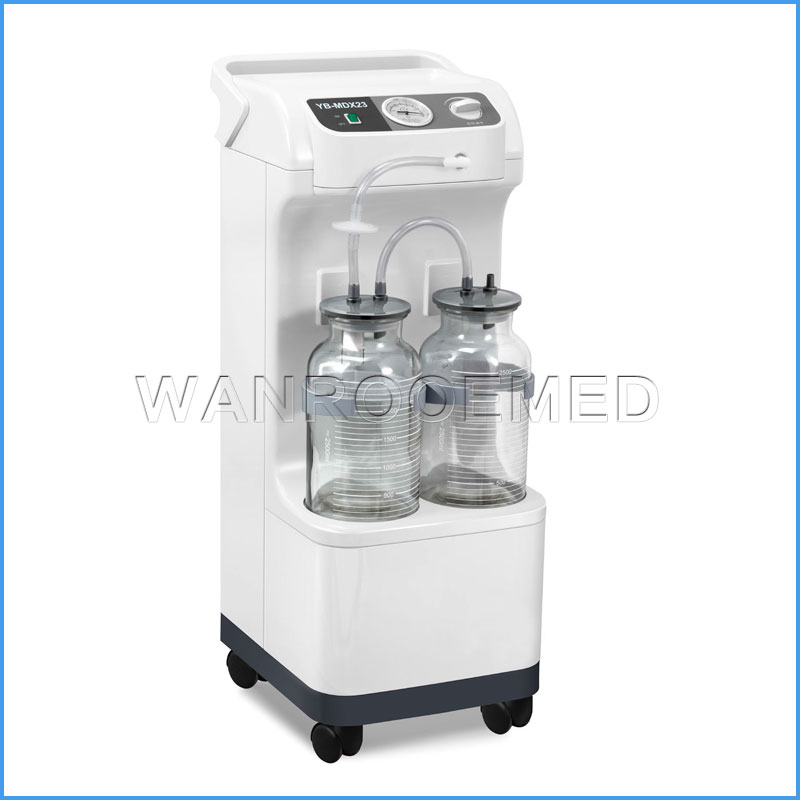 YX932M Hospital Diaphragm Type Medical Electric Suction Machine Apparatus Suction Unit