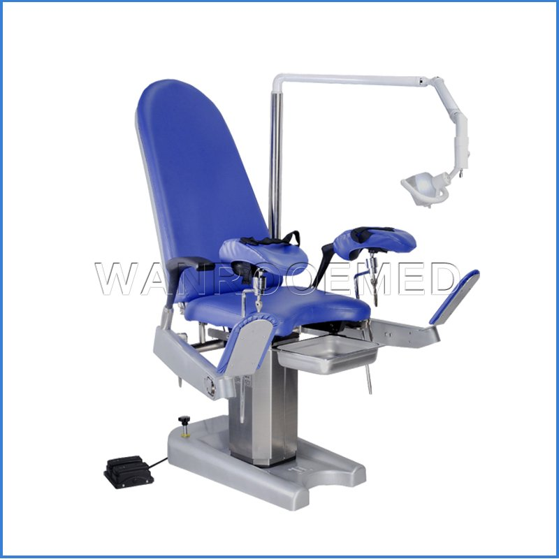 A-S101 Hospital Obstetrics Examination Table Chair Surgical Gynecological Chair