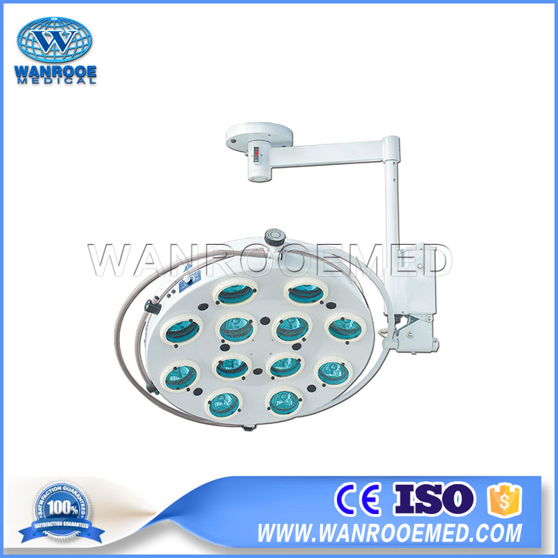 AKL12L Hospital Ceiling Lamp Surgery Examination Operating Shadowless Light