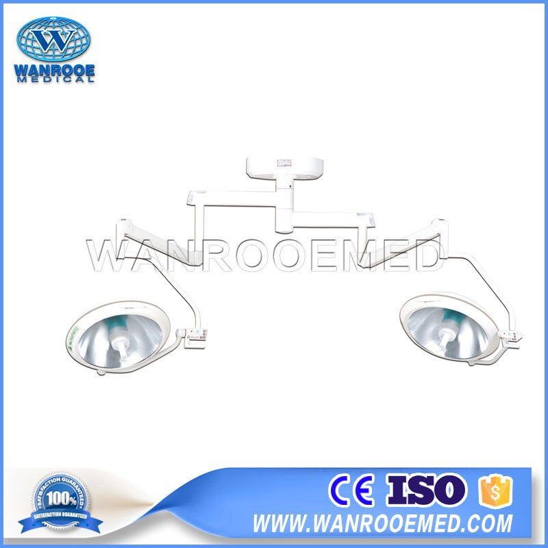 AKL500/500-III Medical Surgical Hospital Double Shadowless Operating Lamp