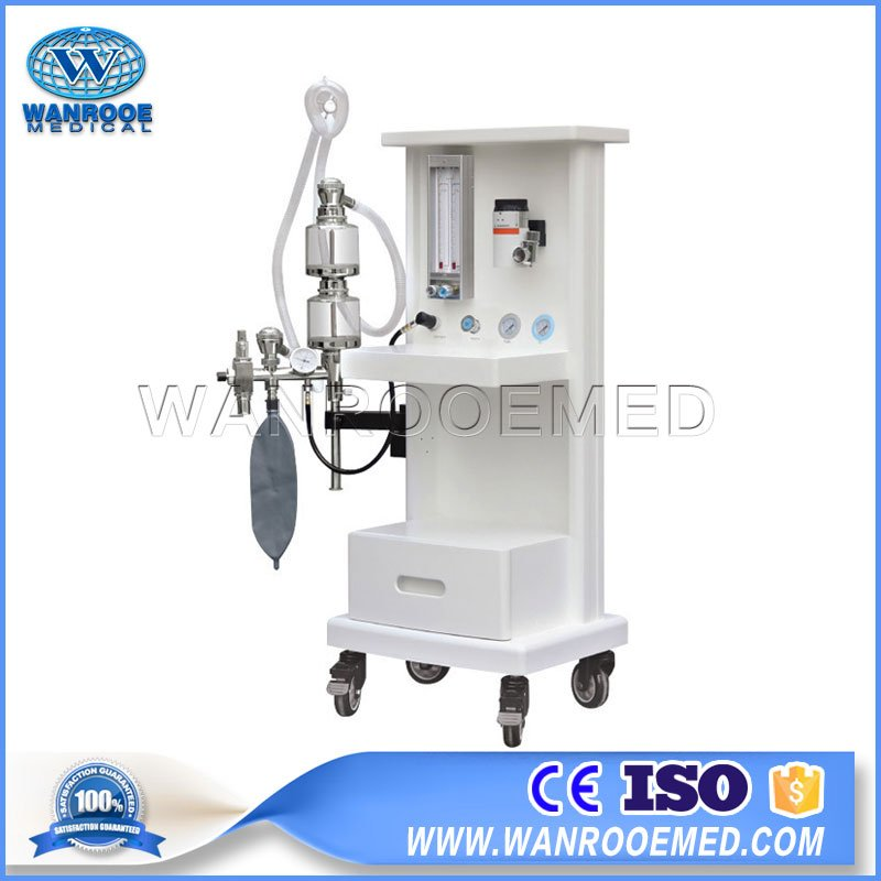 AMJ-560B Hospital Mobile Manual Anesthesia Machine Without Ventilator
