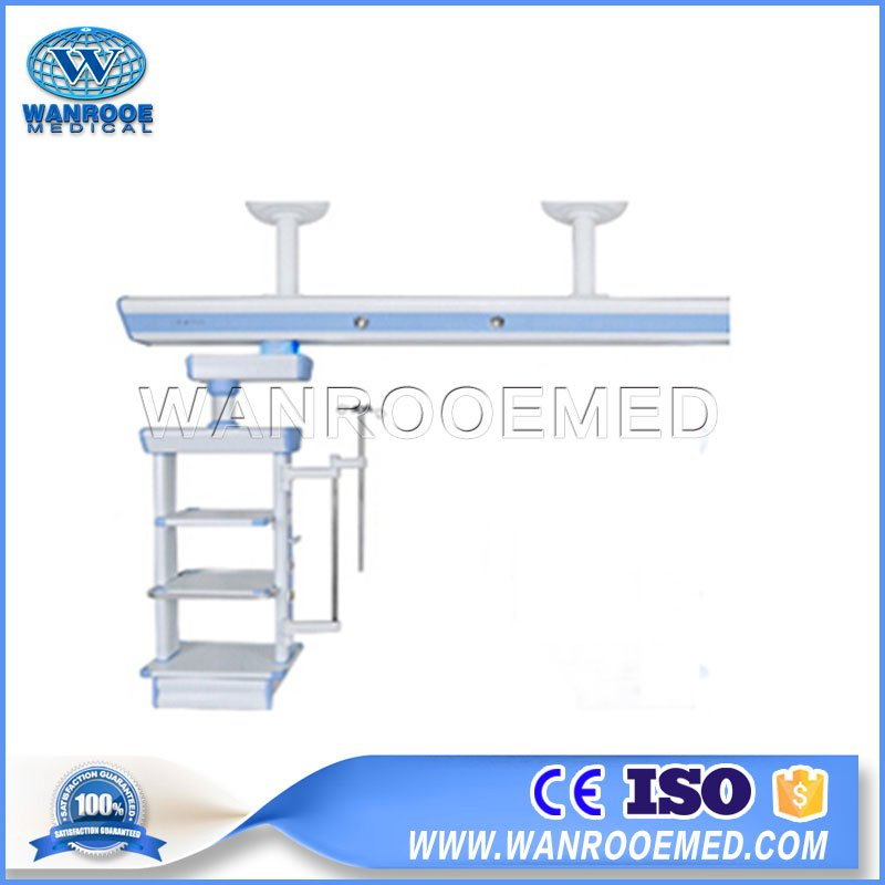 AOT-DT-18C-8 Medical Dry and Wet Cantilever Ceiling ICU Bridge Pendant