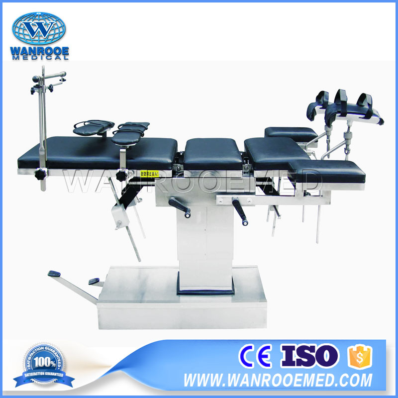 AOT3001CA Head Controlled Hydraulic Operating Theatre Table For Proctology Department