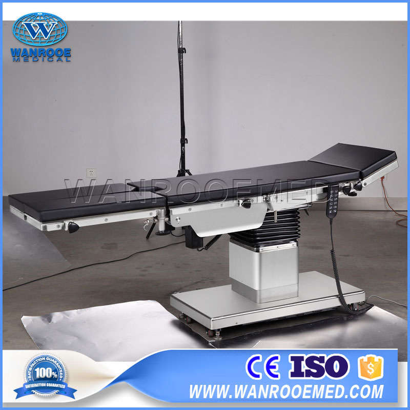 AOT302A Medical Emergency Room Equipment Electric General Surgery OT Table