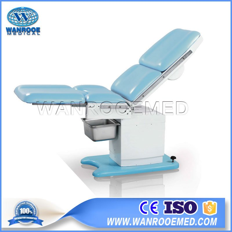 AOT400A Medical Examination Bed Gynaecology Operating Table