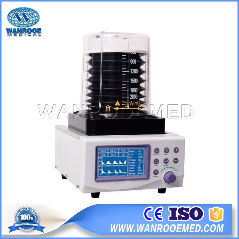 ATH-1A Hospital Surgical Portable Anesthesia Ventilator Machine With Touch Screen