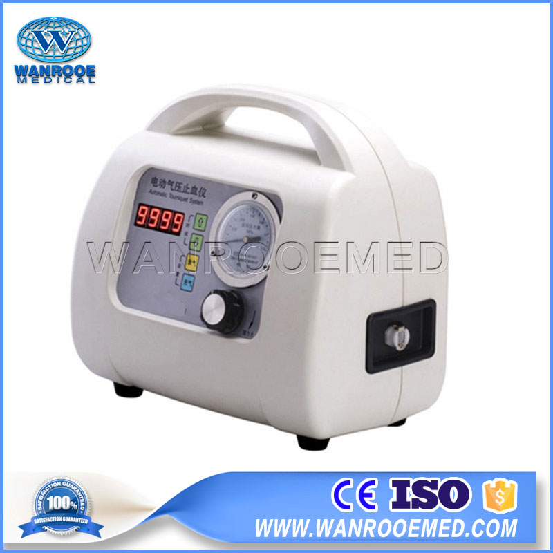 ATS-100 Medical Portable Electric Automatic Pneumatic Tourniquet Machine