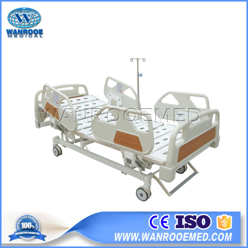 BAE300 Luxurious 3 Function Height Adjustable Hospital Electric Bed