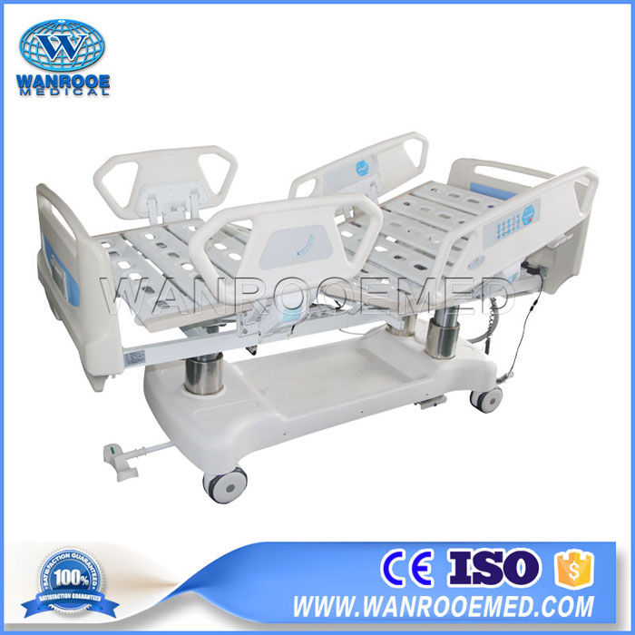 BIC601 Hospital Column Type 7 Functions ICU Tilt Patient Electric Bed
