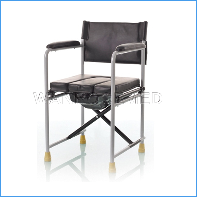 CM03 Medical Detachable Commode Chair Toilet Chair