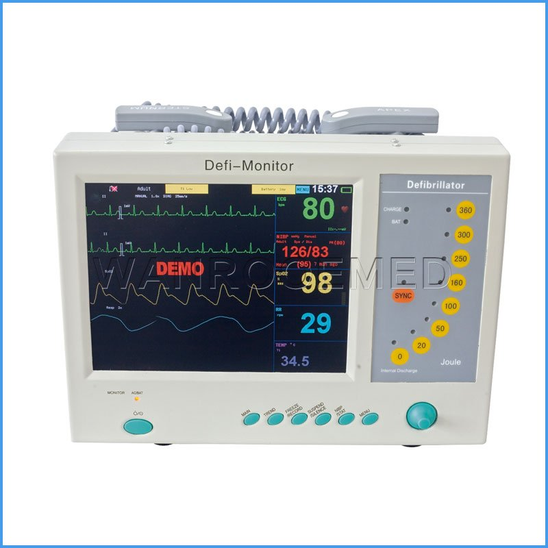 DEFI-9000B Portable Automated External Monophasic Defibrillator