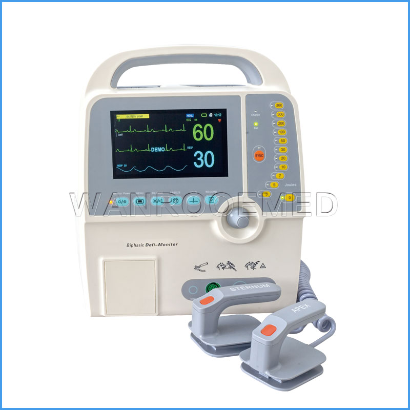 DEFI-8000D Biphasic Defibrillator Monitor Medical Equipment Prices