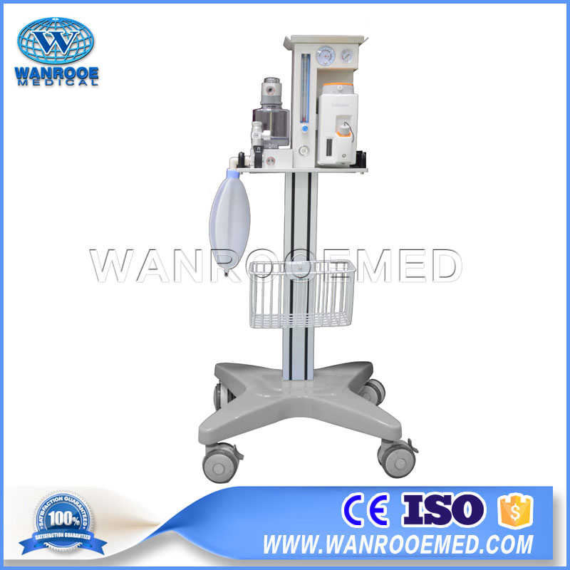 DM-6C Multi-function Medical Vet Anesthesia Machine
