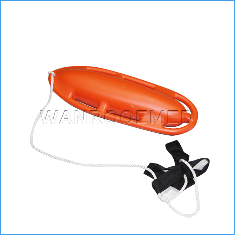EB-6A Life Save Rescue Tube Float Surfing Buoy Tube Rescue Can