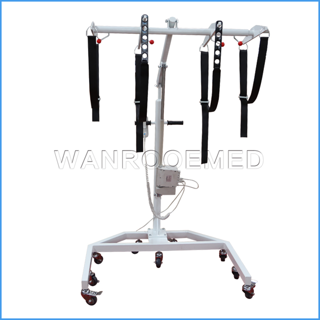 GA004 Electric Body And Casket Lifter