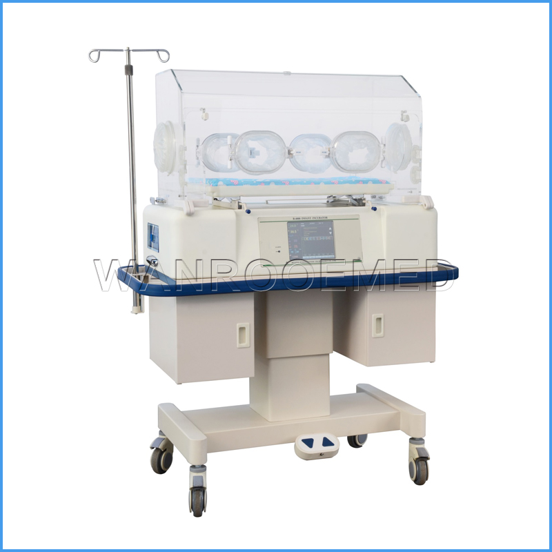 HB4500 Medical Infant Incubator Infant Care Equipment