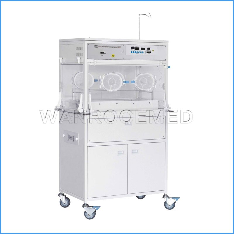 HBXHZ Hospital Medical Baby Neonate Bilirubin Phototherapy with Side Door