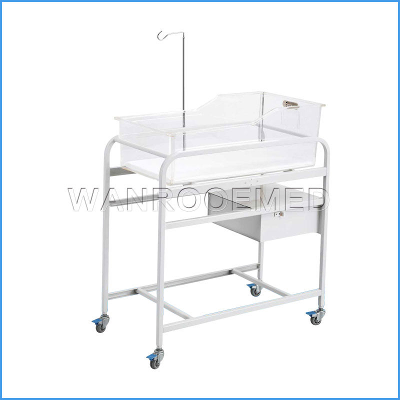 HBYC-B/C Baby Infant Hospital Pediatric Bed For Sale