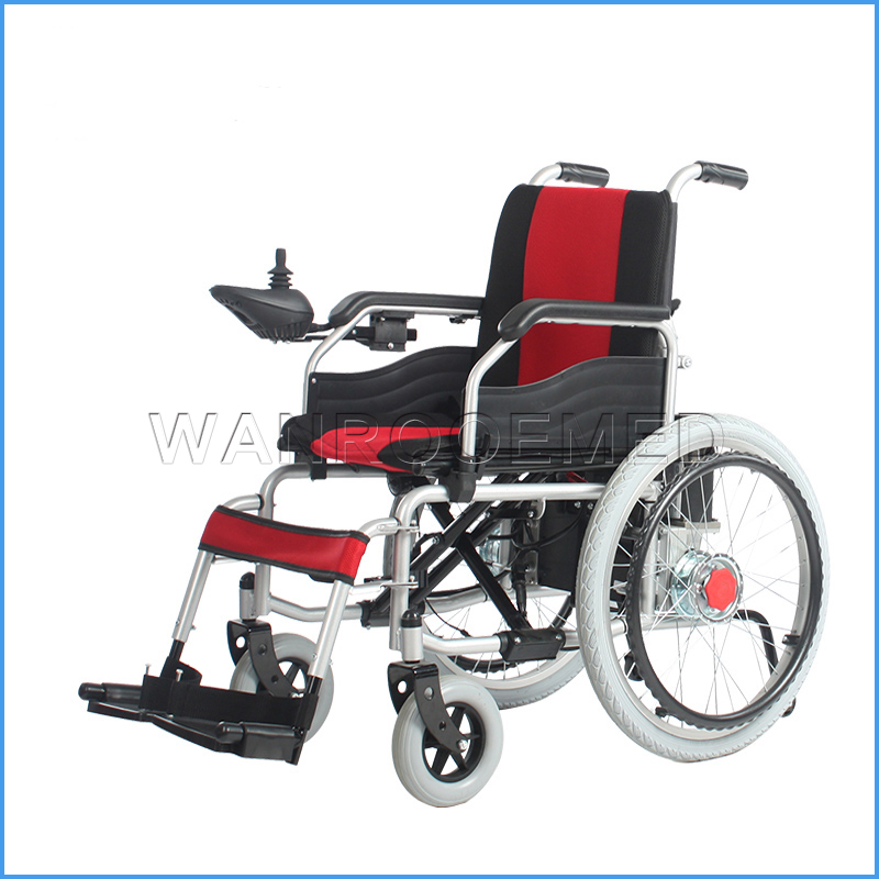BWHE502 Automatic Folding Electric Power Wheelchair