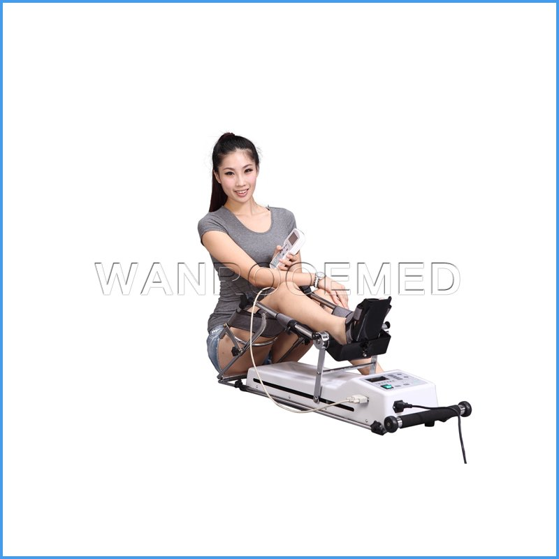 DCPM-E Medical Rehabilitation Equipment Traction Service Lower Limb CPM
