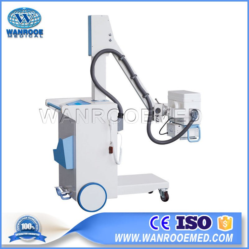 PLX101D Medical Radiography System Mobile Digital X Ray Machine