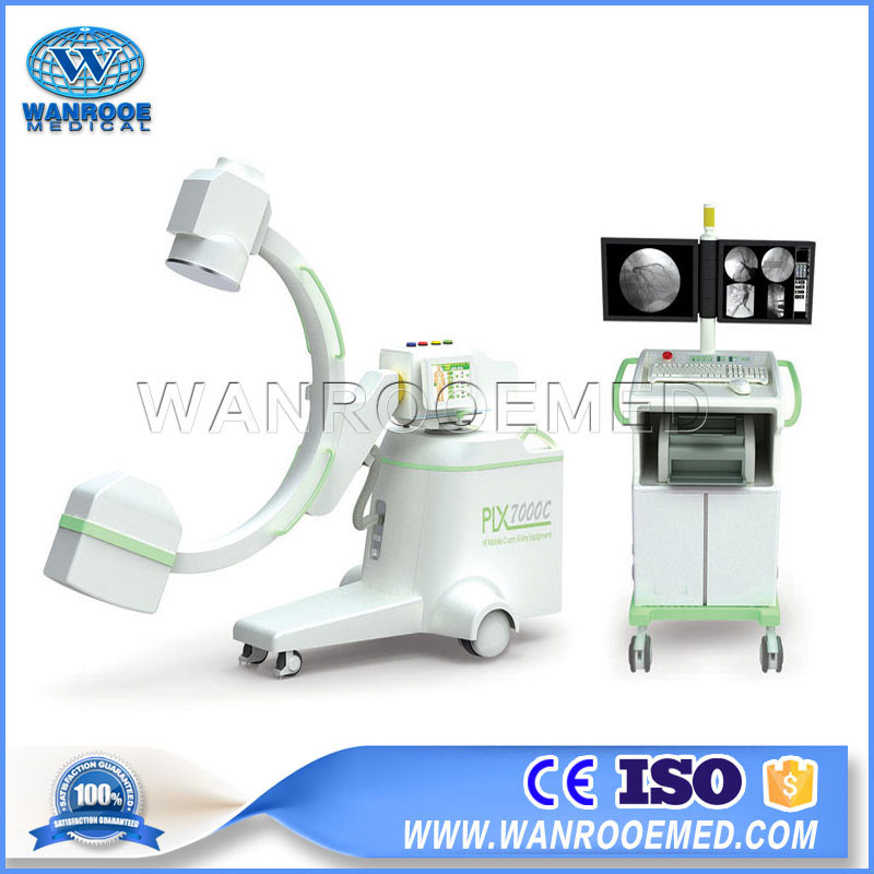 PLX7000C High Frequency Mobile Digital Image C-Arm Portable X Ray Machine