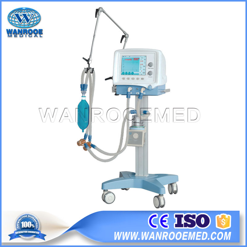 S1600 ICU Oxygen Ventilator Portable Medical Ventilator Machine