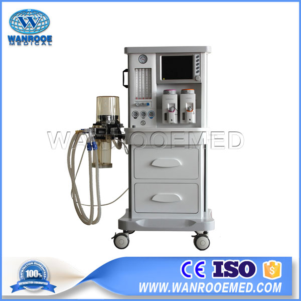 S6100 Hospital Portable Operating Room ICU Anesthesia Machine