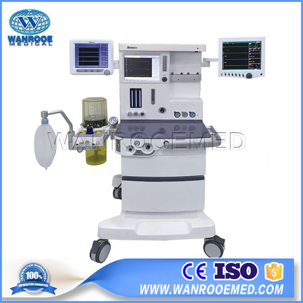 S6100 PLUS Medical Instrument Operating Room Electric Anesthesia Machine For Sale