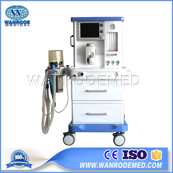 S6100A Medical Anesthesia Ventilator Machine Anesthesia System