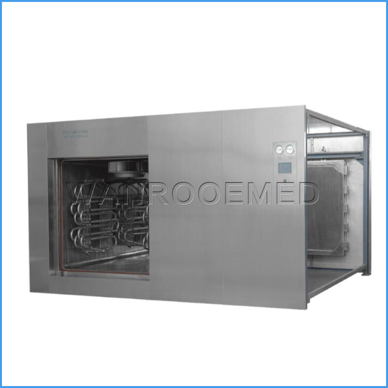FG Commercial Medical PP PE PVC Plastic Bottles Autoclave Sterilizer