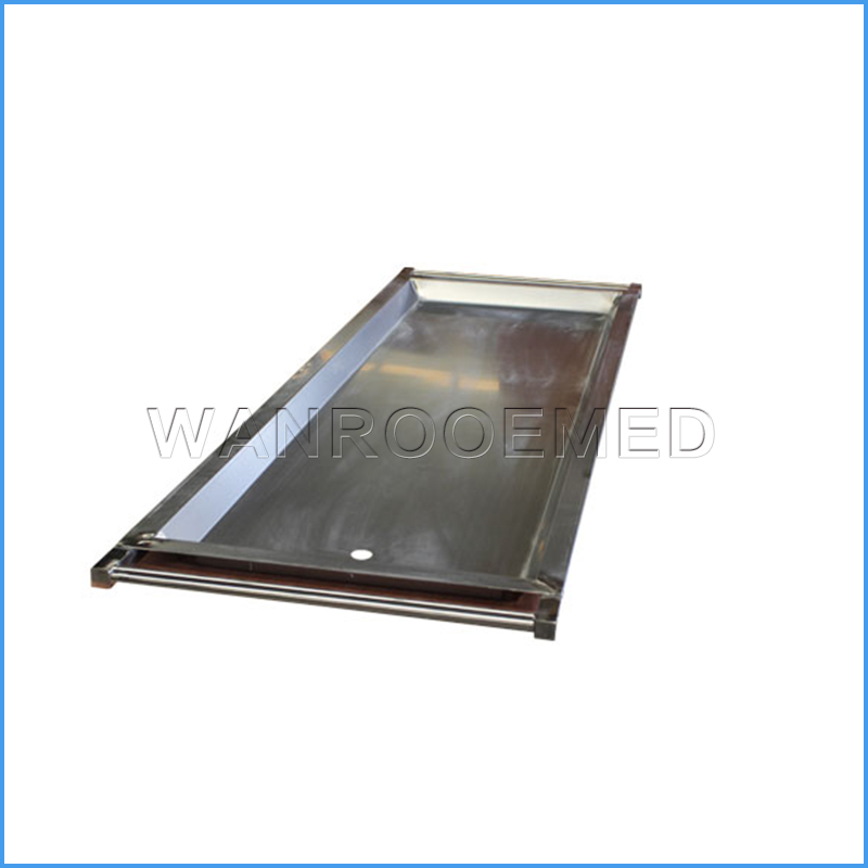 GA504 Mortuary Body Tray