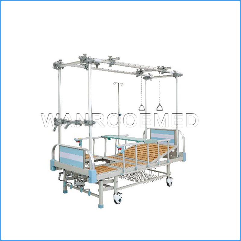 BAM401G Low Price Hospital Orthopedic Therapy Traction Bed