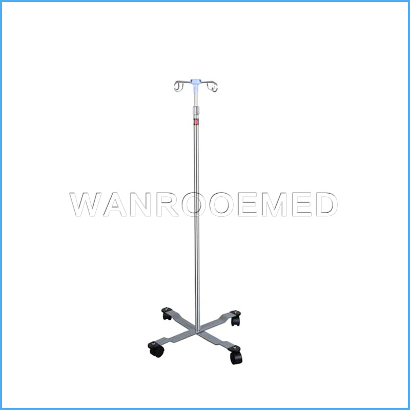 BIV01 Hospital Medical Use Adjustable IV stand IV Pole