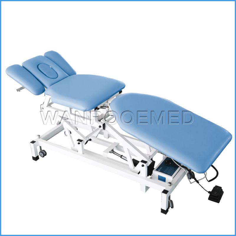 DE-9B Electric Multifunction Physical Therapy Treatment Table