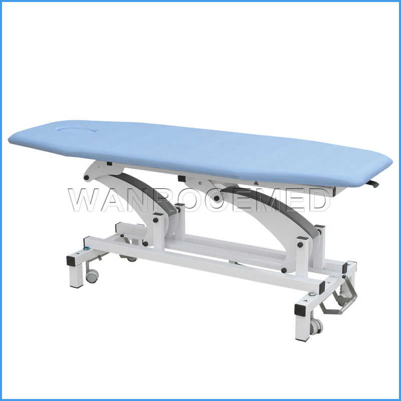 DE-1 New Medical Multi-position Electric Massage Treatment Bed Treatment Table