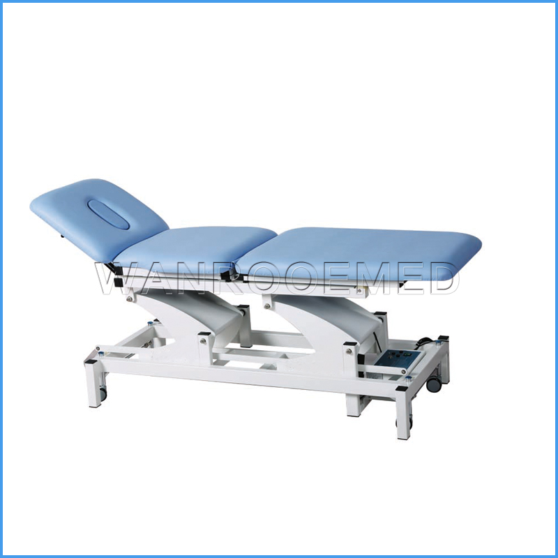 DE-3 Patient Physical Therapy Medical Portable Electric Treatment Table
