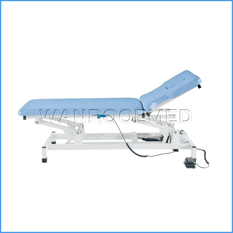 DE-2 Medical Electric Portable Patient Rehabilitation Treatment Table